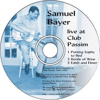 [CD label]